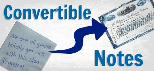 convertible-notes